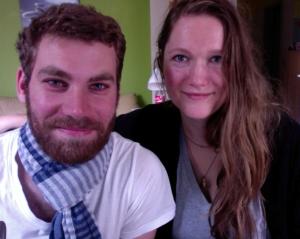 Matthias und Maria: Eure Gastgeber