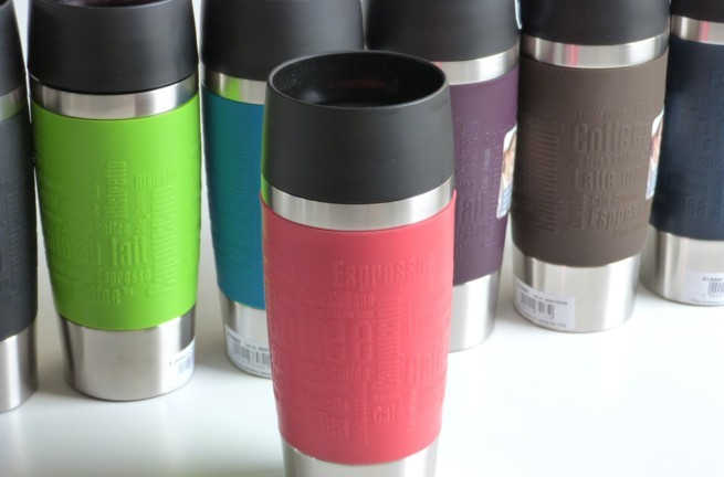 Kaffeebecher to go Test