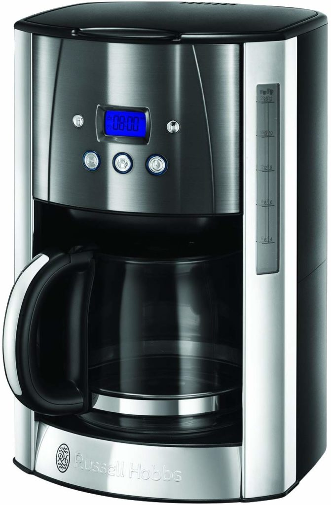 Russell Hobbs Digitale Kaffeemaschine