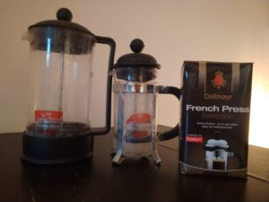 Bodum French Press in klein und groß