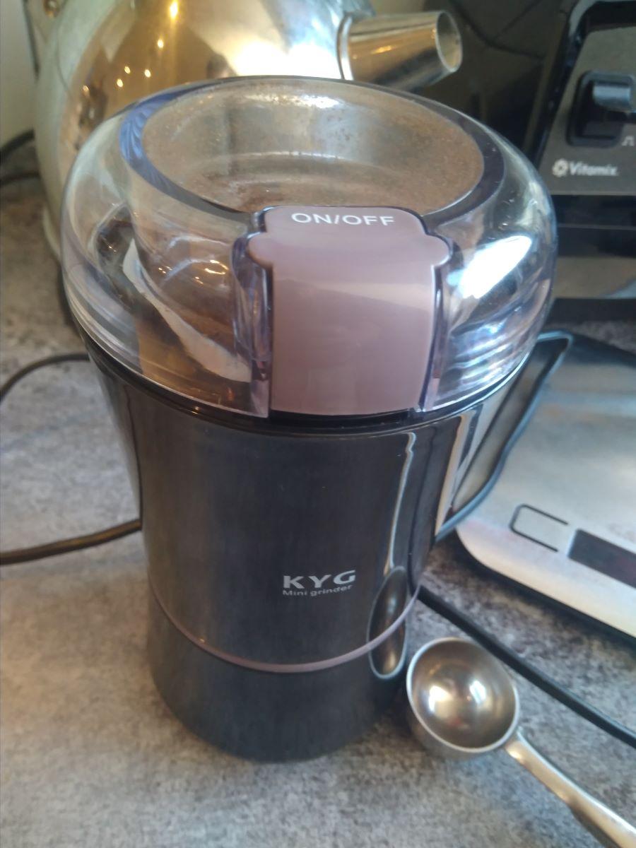 KYG Kaffeemühle mit 300 Watt