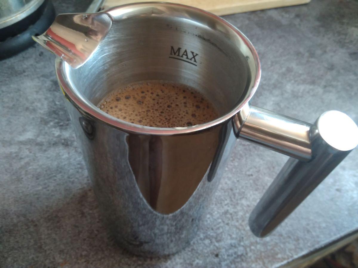 Lecker Kaffee aus der French Press