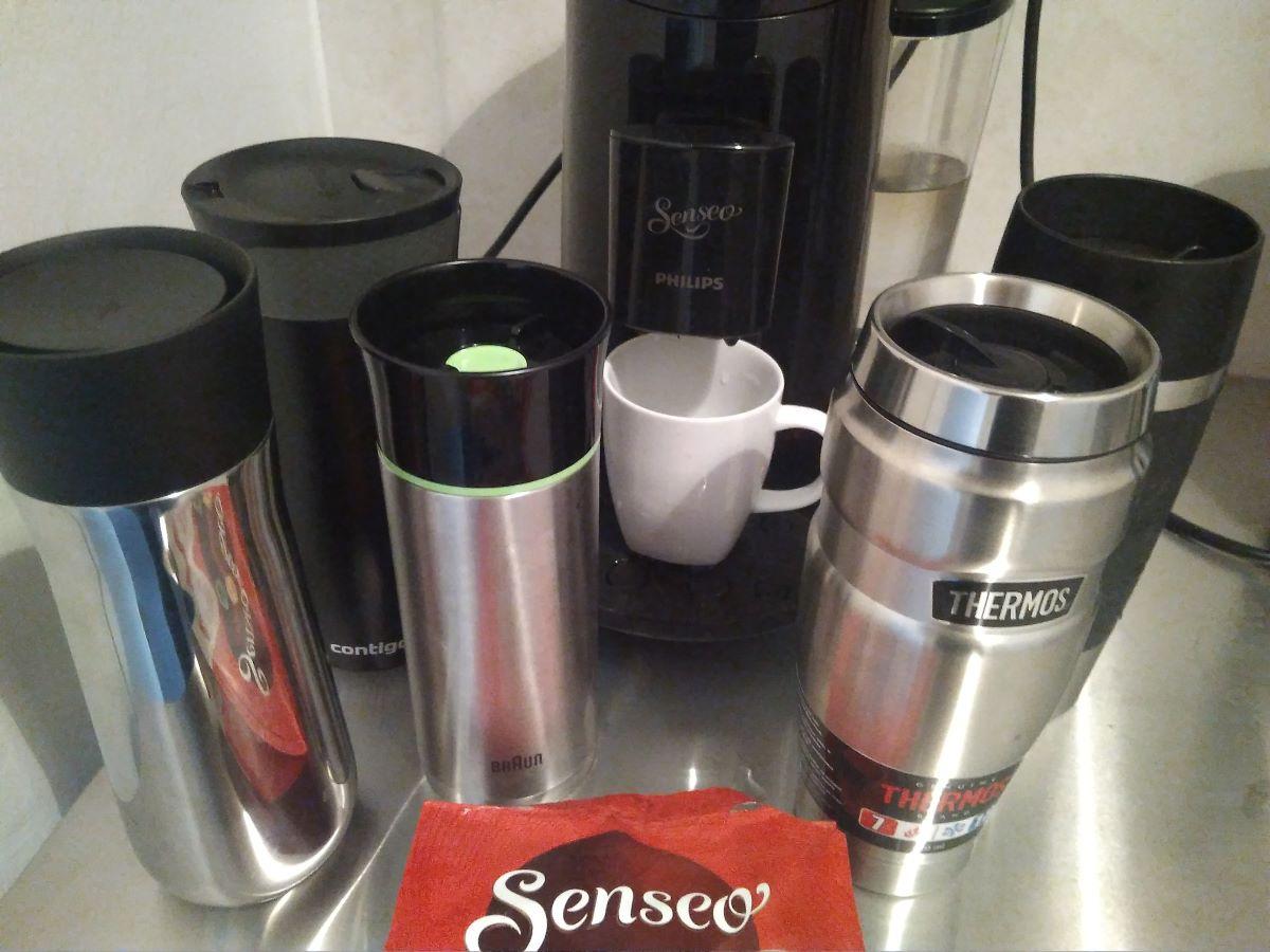 Diese Kaffeebecher haben wir getestet