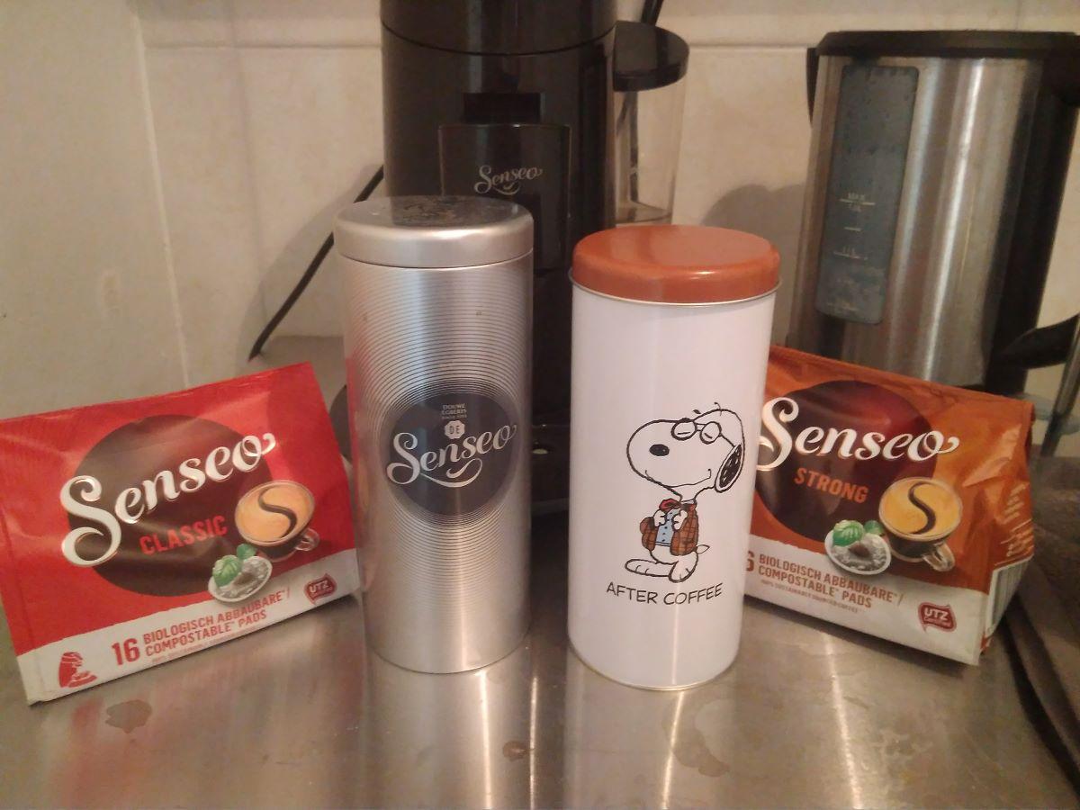 Kaffeepaddose von Senseo und Co