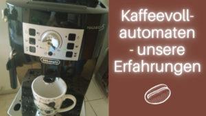 Kaffeevollautomaten Beitragsbild