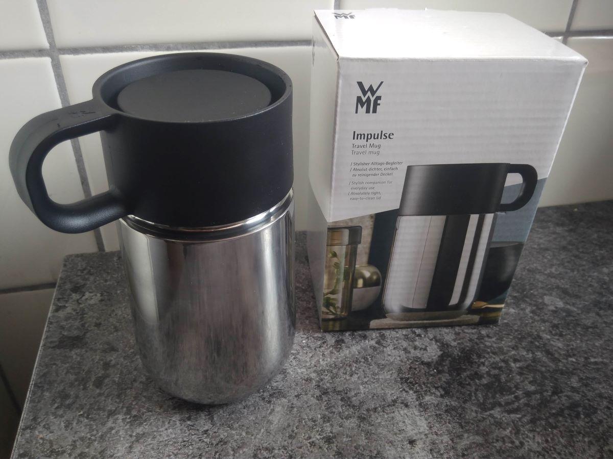 WMF Impulse Travel Mug Becher