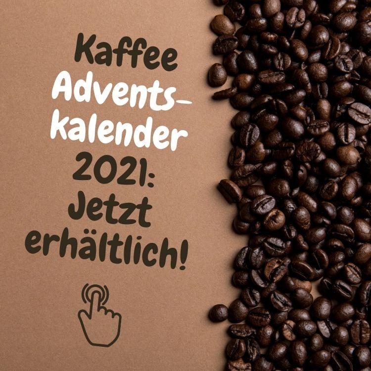 Kaffee Adventskalender Banner