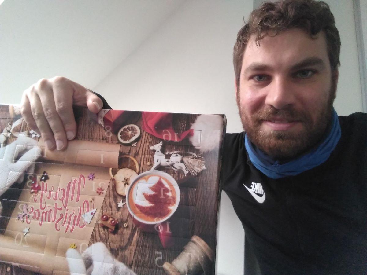 Kaffee Adventskalender für Padmaschinen